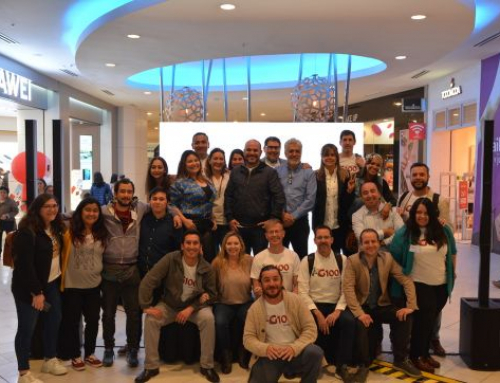 Speed mentoring con los G100 (Galería)