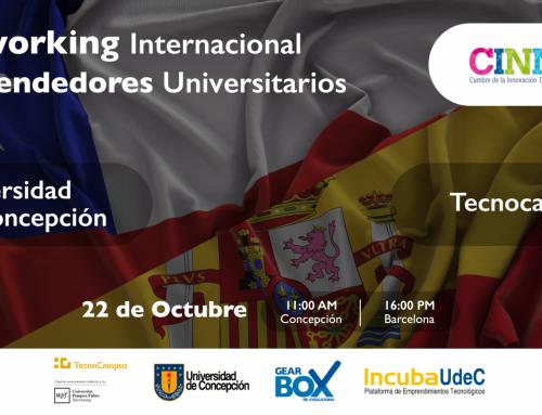 Vicente Hernández encargado de emprendedores participó en GearBox potenciando emprendimientos universitarios